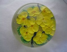 ASTOUNDINGLY Beautiful LUNDBERG STUDIOS Daniel Salazar NEW Art Glass PAPERWEIGHT