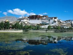 I have absolutely no idea why Tibet is always on my mind, but it is one place I want to go if they allow travel again.