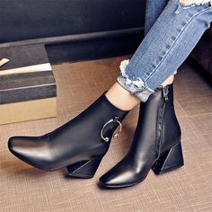 Only at Shoesofexception - Boots - Ring $89.99   #boots #elegant #casual #trendy #womensfashion #women #shoes #pumps