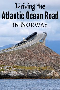 Driving the Atlantic Ocean Road in Norway – Best Travel Destinations Tromso, Norway Vacation, Norway Travel, Norway Camping, Norway Roadtrip, Oh The Places You'll Go, Places To Travel, Places To Visit, Trondheim