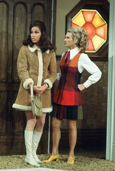 From the first episode of The Mary Tyler Moore Show Sept 19, 1970 when Mary went to look at the apartment owned by Cloris Leachman.