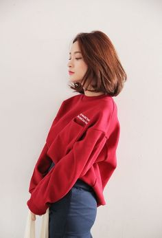 46 Ideas hair cuts korean outfit for 2019 Korea Fashion, Asian Fashion, Girl Fashion, Ladies Fashion, Fashion Tips, Casual Hairstyles, Cool Hairstyles, Medium Hair Styles, Short Hair Styles