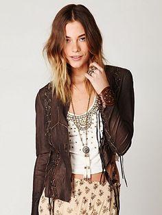 hair check, pants check, cuff check....i need this jacket