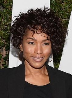 Discount Short Curly Brown 100% Real Human Hair Full Lace African American Wigs