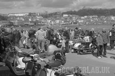 Scarborough spa Scooter rally 2017