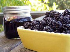 Summer in a Jar: Blackberry Jam... pectin free