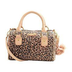 Tally Weijl Leopard Handbag