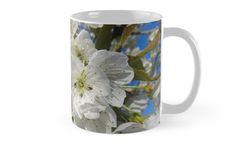 cerisier en fleurs • Also buy this artwork on home decor, apparel, stickers et more.