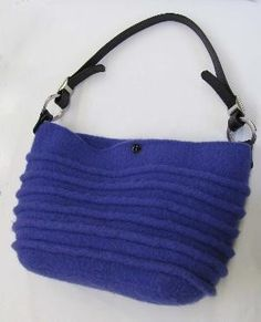 Bedouin Felted Bag