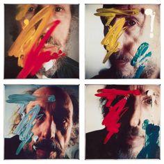 Hamilton - Four Self Portraits 1990