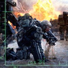EDGE OF TOMORROW: Novo filme Sci-Fi de Tom Cruise ganha título em português e novas imagens