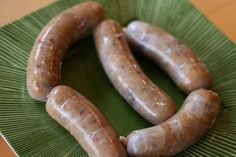 Making your own kielbasa sausage is no harder than making up some meatloaf! Here's how to do it.