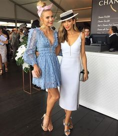 Love this girl @elyseknowlzy #gocaulfield Race Day Fashion, Polo Fashion, Races Fashion, Fashion Mode, Derby Day Fashion, Race Day Outfits, Derby Outfits, Races Outfit, Horse Race Outfit