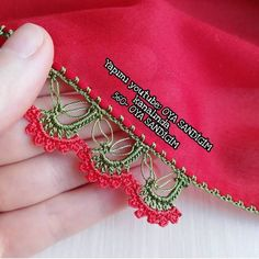 40 Different Needle Lace Models Envying Your Mother-in-law Crochet Edging Patterns, Loom Patterns, Baby Knitting Patterns, Crochet Designs, Saree Tassels Designs, Hand Embroidery Videos, Knit Shoes, Creative Embroidery, Needle Lace