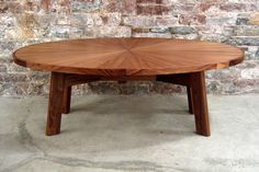 Prouve Oval Dining Table | ROOM