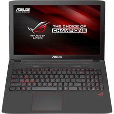 "Laptop ASUS ROG GL752VW-T4015D cu procesor Intel® Core™ i7-6700HQ 2.60GHz, 17.3"", Full HD, 8GB, 1TB, DVD-RW, nVIDIA GeForce GTX 960M 4GB, Free DOS, Black"