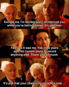 Excuse me, I'm terribly sorry to interrupt you.. ~ Bridget Jones's Diary (2001) ~ Movie Quotes
