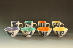 Mugs and Everyday bowls