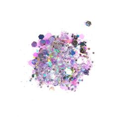 The Gypsy Shrine Unicorn Dreams Iridescent Face Glitter (133.300 IDR) ❤ liked on Polyvore featuring beauty products, makeup and filler