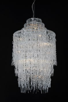 Contemporary Blown Glass Chandeliers: Nothing More Bright Than Glass Chandeliers,Lighting