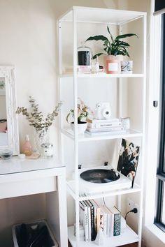 Room Design Bedroom, Room Ideas Bedroom, Diy Bedroom Decor, Bedroom Inspo, Decorating Bedrooms, Bedroom Designs, Ikea Room Ideas, Teen Room Designs, Bedroom Stuff