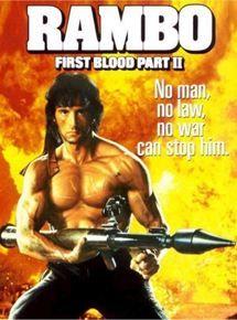 Assistir Filme Rambo 2 A Missao Dublado 1985 Rambo Filmes