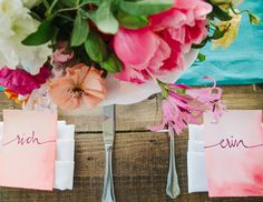 """wedding flowers, budgetKnow Your Budget  """"The most difficult and least productive meetings are the ones where no budget is given. You wouldn't go to buy a car without telling the salesman in advance if you are in the market for a Lexus, Volvo or a Focus. We request in our very first phone conversation that a budget be provided at the meeting."""" #theKnot  Simple Place Settings"""