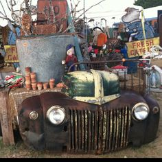 """Come on down to Round Top,Texas  ........ Look for the """"Jersey Picker """" @ Texas Rose Antique Show ......... Vicki Davis our promoter is an Award  Winning Decorator and puts on a Premier Show"""
