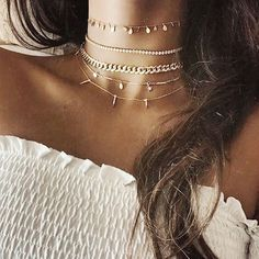 tendances bijoux printemps ete 2018 e