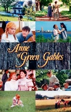 Anne of Green Gables saw this in june and loved it just saw a picture of it and now I'm pinning a bunch of it