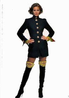 Versace | Christy Turlington