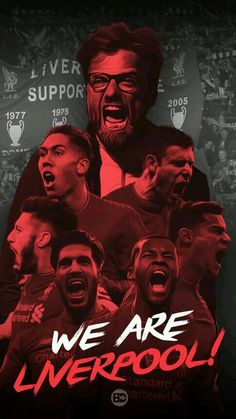 We are Liverpool. Liverpool Team, Salah Liverpool, Football Is Life, Best Football Team, Liverpool Fc Wallpaper, Liverpool Wallpapers, This Is Anfield, You'll Never Walk Alone, Soccer Skills