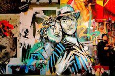 Graffiti Interview with Alice Pasquini