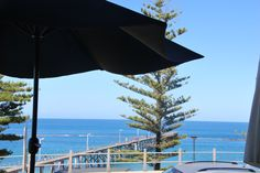 Spend the afternoon under the umbrella at WATERFRONT Port Noarrlunga