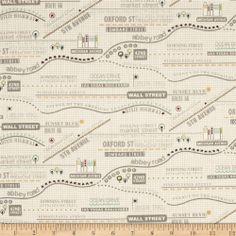Moda Road 15 The Map Vanilla