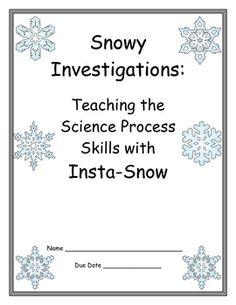 Insta Snow Science
