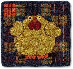 Beverly Conway Designs - Hooked Rugs and Rug Hooking Wool - Middlebury, Vermont