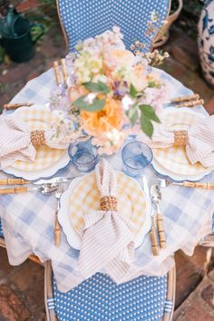 A Spring Inspired Table Just In Time For Easter