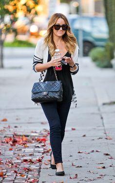 Lauren Conrad's 7 Days to Skinny Jeans Plan | Celebrity Diets