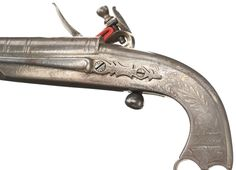 Scottish all~metal pistol