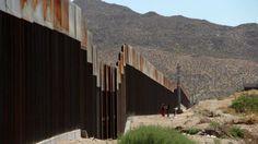 #Trump Talks Up #Solar #Panel #Plan For #Mexico #Wall