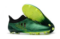 reputable site 8f213 77271 New Arrivel X 17+ Purechaos , 2017-18 The latest Dark Green Black Solar  Yellow Adidas X 17+ Purechaos FG On Sale  Free shipping fee  Up to 50%  off ...