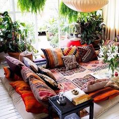 boho hippie home decor ♥ via hippies hope shop www.hippieshope