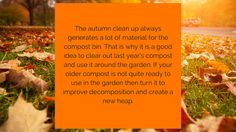 Clear Out Compost Bins - 7 Essential Tips To Prepare Your Garden For The Winter