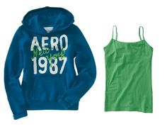 Aeropostale Womens; Juniors Aero New York Popover « Clothing Impulse