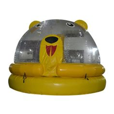 The bubble dome inflatable jump house for sale, blow up house for bouncing, camping and advertising.