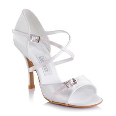Freed of London Marilyn Latin Dance Shoes| Dancesport Fashion @ DanceShopper.com