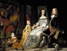 Pieter Thijs (Portrait of Philips van de Werve and His Wife)