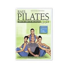 Readers Pick Their 6 Favorite Pilates DVDs of 2011: Finalist: Rael Pilates System 17 - Rael Isacowitz