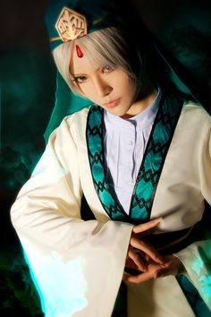 Ja'far(Magi: The Labyrinth of Magic)   ryuichi randoll - WorldCosplay